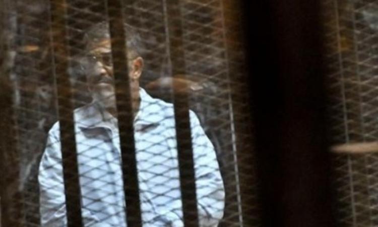 تغيير طاقم حراسة محمد مرسى كإجراء احترازى