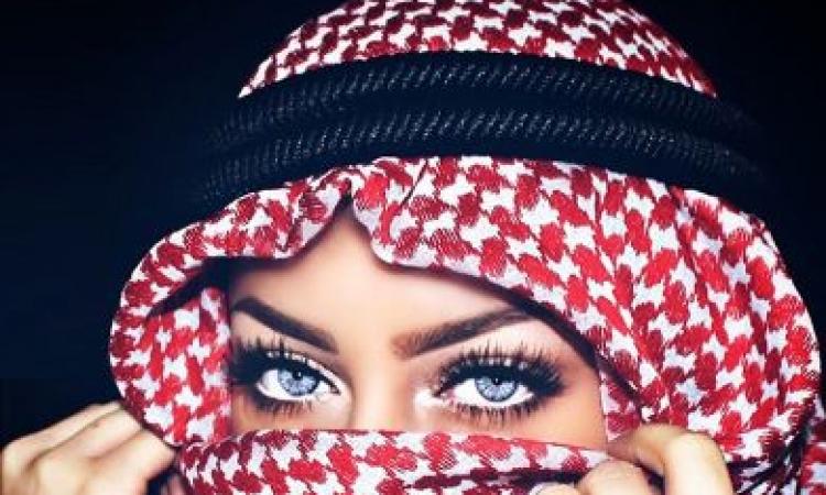 من هى العمانية صاحبة أجمل عيون فى العالم الموقع نيوز