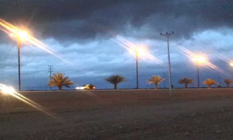 السحابة السوداء تعود الى سماء القاهرة