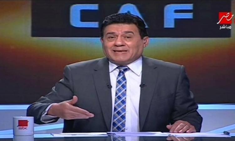 إتحاد الكرة يمنع التعامل مع  MBC مصر لحين اعتذار شلبى لـزاهر