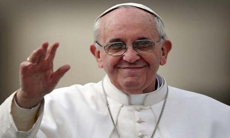 بابا الفاتيكان يزور تركيا نهاية نوفمبر المقبل