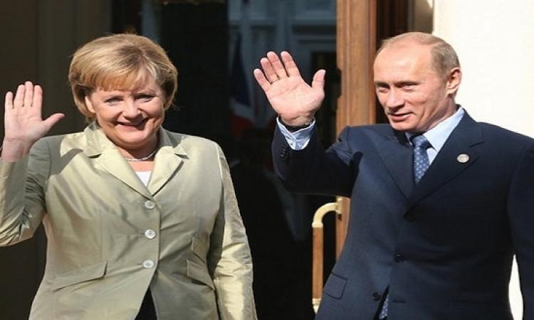 ميركل: لا تقدم في المحادثات مع روسيا بشأن أوكرانيا