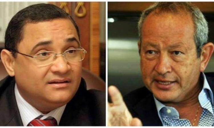 """تأجيل محاكمة عبد الرحيم علي بتهمة سب""""ساويرس"""" لـ 27 أكتوبر"""