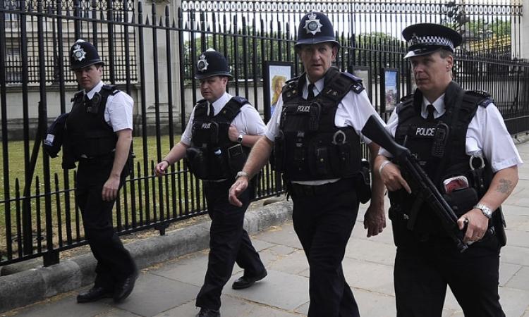 """بريطانيا تكثف """"بدرجة غير معتادة"""" جهودها لمكافحة الارهاب"""