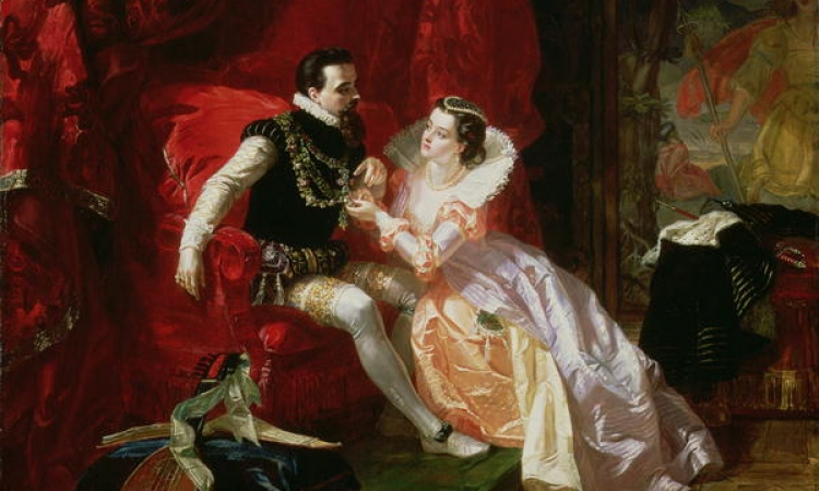 من قتل ايمي روبسارت؟ وهل الملكة إليزابيث الأولى متورطة في هذه الجريمة؟