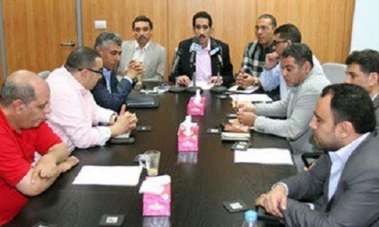 رؤساء تحرير 7 صحف يعلنون تأسيس غرفة لصناعة الصحف الخاصة