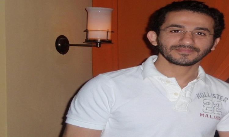 التصريحات الأولى لأحمد حلمي بعد استئصاله ورما من ظهره