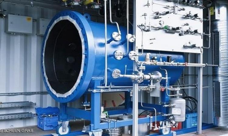 تقنية ألمانية تحول الماء إلى وقود .. الاثنين أغلى من بعض !!