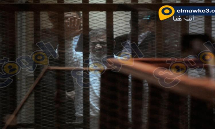 إحالة أوراق أربعة من المتهمين فى قضية التخابر إلى المفتى
