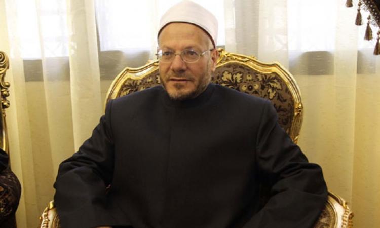 مفتى الجمهورية : يجوز نقل المواطنين من سيناء لمناطق آمنة لمواجهة الإرهاب