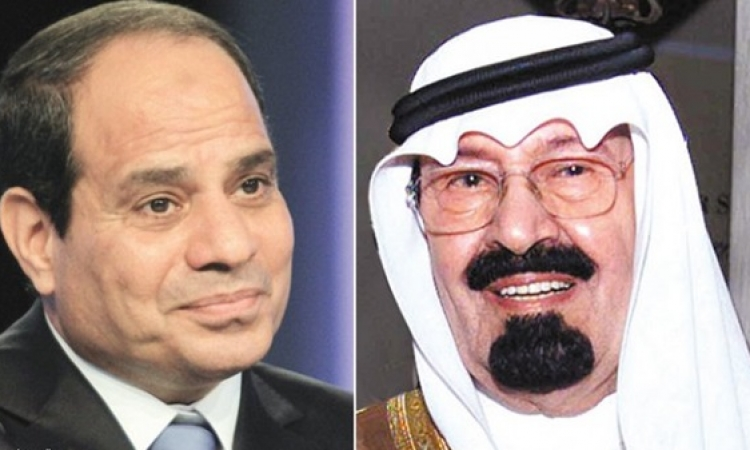 مصر تعلن تجاوبها مع دعوة خادم الحرمين للم الشمل العربى و المصالحة مع قطر