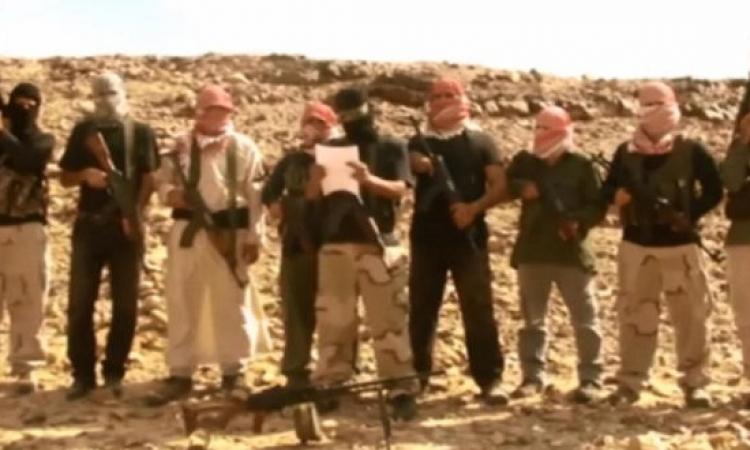 """بالفيديو .. حركة """"أبناء سيناء"""" تعلن الحرب على """"أنصار بيت المقدس"""""""