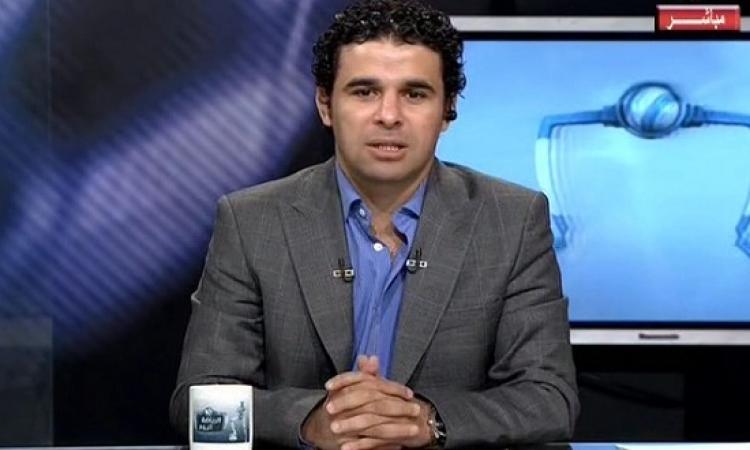 بالفيديو .. بكاء خالد الغندور بسبب ضحايا حادث استاد الدفاع الجوى
