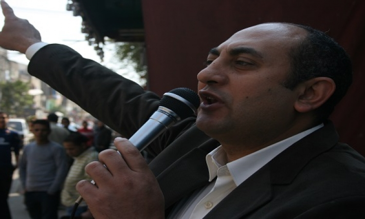 بالفيديو .. إحالة خالد على للنيابة لتطاوله على المحكمة