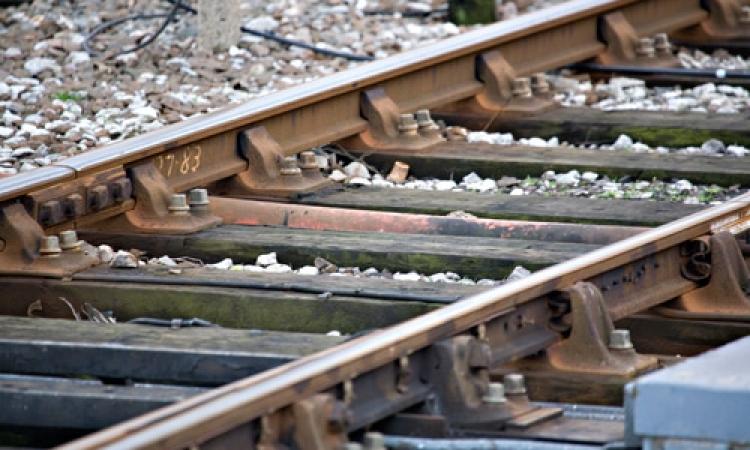 إنفجار قنبلة على شريط سكة حديد بلبيس  بالشرقية
