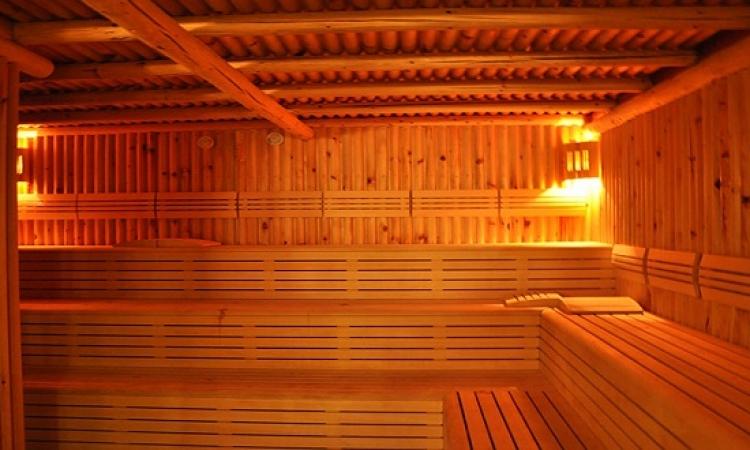 """حمام """"الساونا"""" للوقاية من نزلات البرد"""