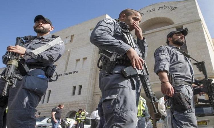 الاحتلال الإسرائيلى يهدم منشآت برام الله والبيرة