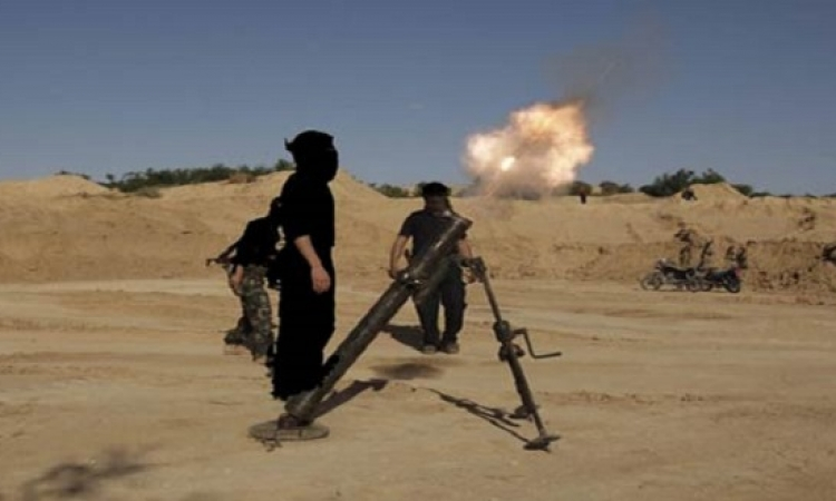 إطلاق قذيفتي هاون على كمين أمني برفح في شمال سيناء دون وقوع إصابات