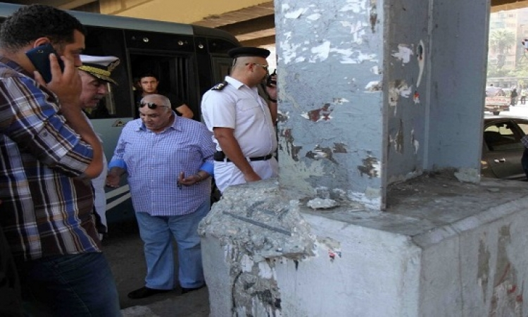 إصابة سيدة في انفجار عبوة ناسفة أمام القصر الرئاسي بحدائق القبة