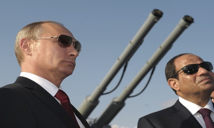 بوتين يزور مصر محققا رغبة السيسي مطلع العام المقبل