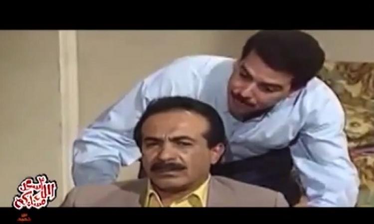 بالفيديو .. خناقة يوسف الضو ومنعم اخوه عشان .. الطابور !!