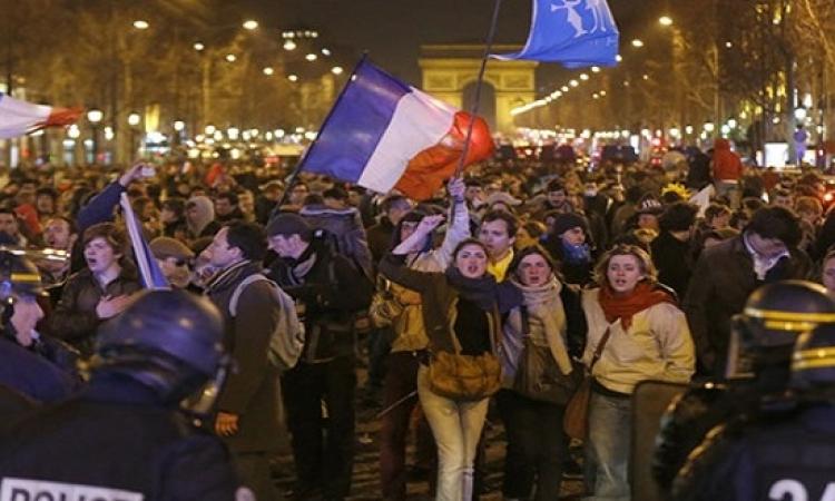 تجدد المظاهرات بفرنسا اعتراضاً على مقتل ناشط بيئي