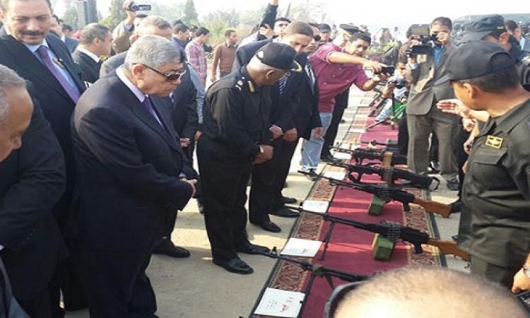 """وزير الداخلية للمصريين : اطمنوا .. 28 نوفمبر حيكون """" فسحة """" للمواطنين"""