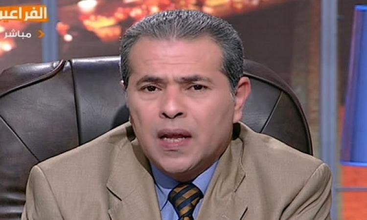 بالفيديو .. عكاشة : طلبى رئاسة البرلمان مثل تولى يوسف خزائن مصر !!