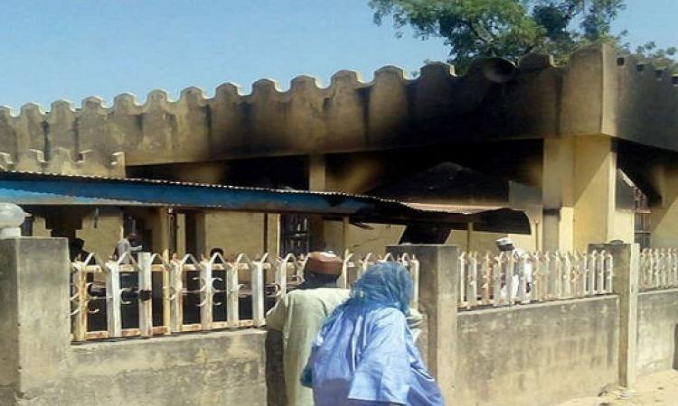81 قتيلا في هجوم على مسجد بيجيريا