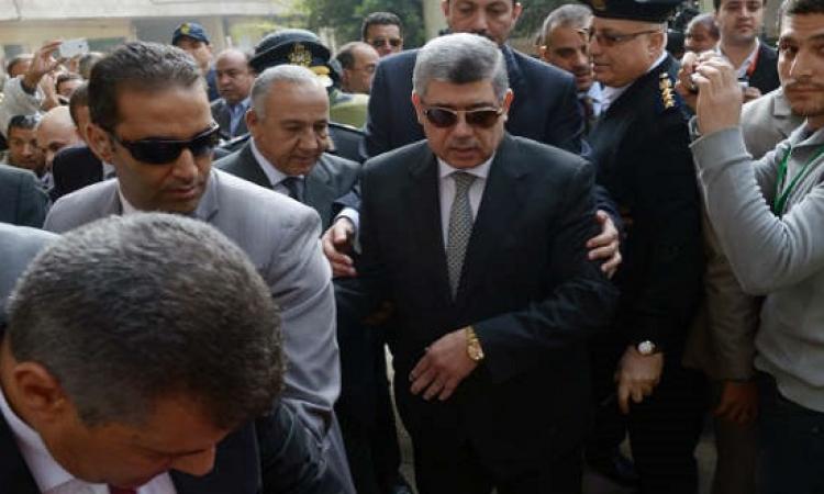 وزير الداخلية يقوم بجولة تفقدية مفاجئة بجنوب سيناء
