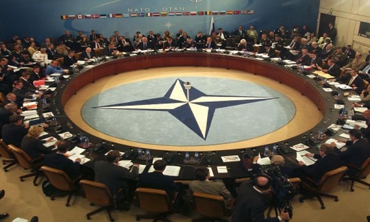 حلف الناتو يندد بتعزيزات روسيا العسكرية شرق اوكرانيا