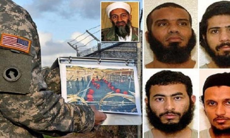 أوباما يفرج عن 5 سجناء كانوا مقربين من أسامة بن لادن