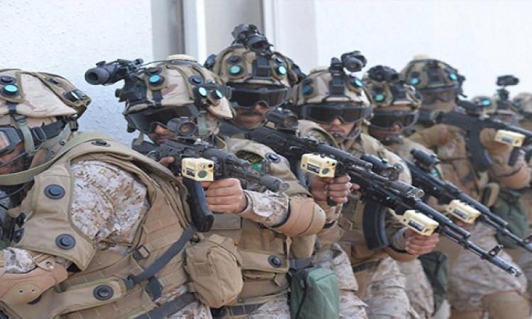 """انتهاء العملية العسكرية """"التمساح الأحمر4"""" المشترك بين السعودية ولندن"""