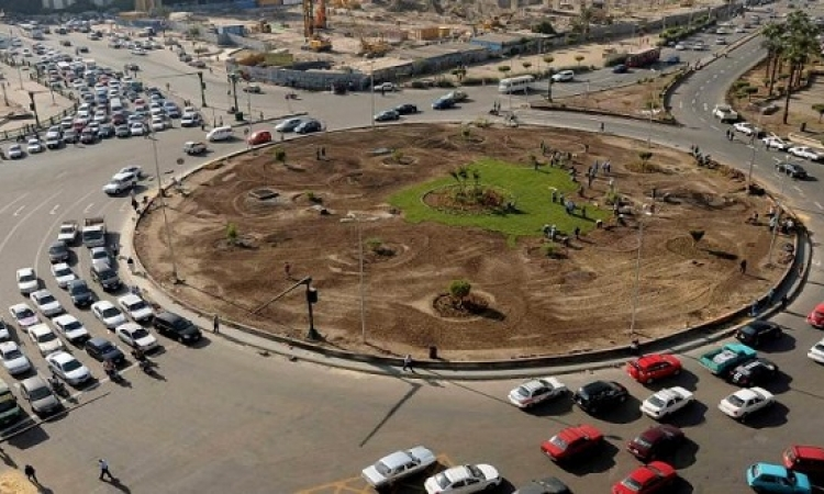 إعادة فتح ميدان التحرير والسماح بمرور السيارات بعد إغلاقه يومين