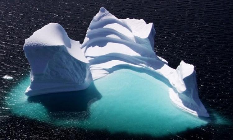 بالصور .. جمال الأماكن الجليدية