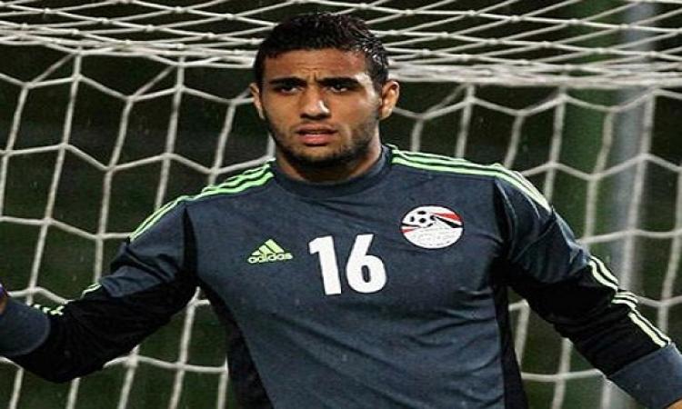 طبيب المنتخب يفتح النار على أحمد الشناوي حول إصابته