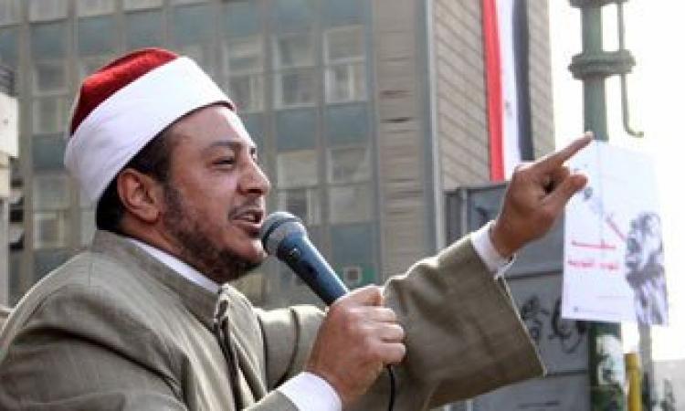 بالفيديو .. آخر فتاوى ميزو خطيب التحرير : الجماع بين العزباء ليس زنا !!
