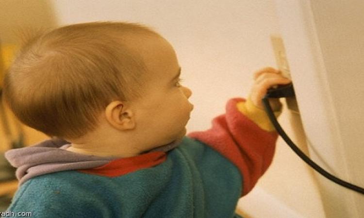7 نصائح تقي طفلك من الحوادث المنزلية