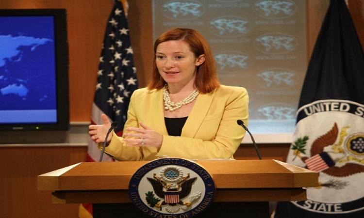 واشنطن تصف الاعلان عن اجراء الانتخابات البرلمانية في مصر بالخطوة الإيجابية