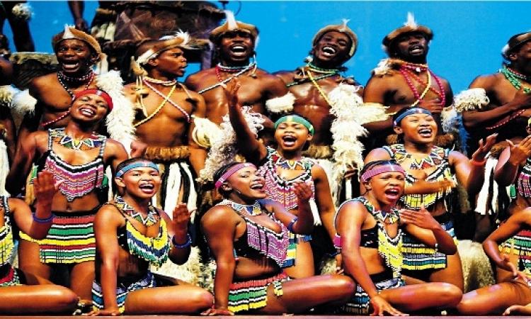 جولة فى مدينة جنوب افريقيا