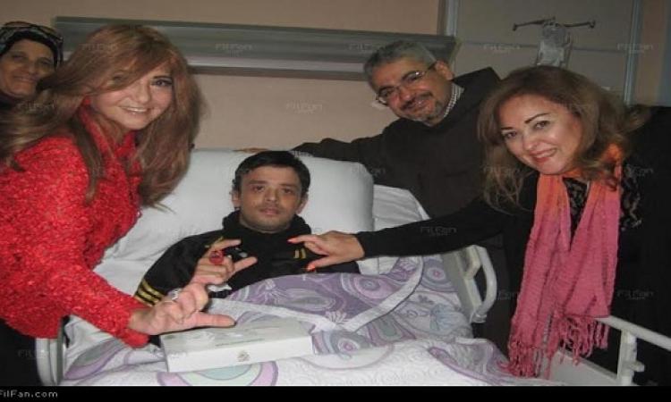 """ماهر عصام يلوم """"أسد سيناء"""" على ازمته الصحية"""