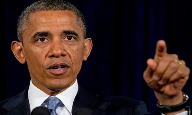 """أوباما يحث الشعب الأمريكي على ضبط النفس بعد أحداث """"فيرجسون"""""""