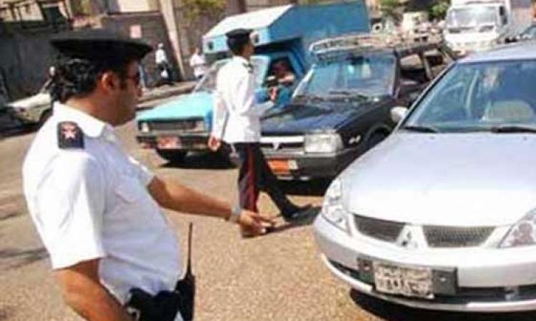 النيابة العامة لمرور القاهرة تأمر بحبس 15 قائد سيارة بتهمة القيادة تحت تأثير المخدر