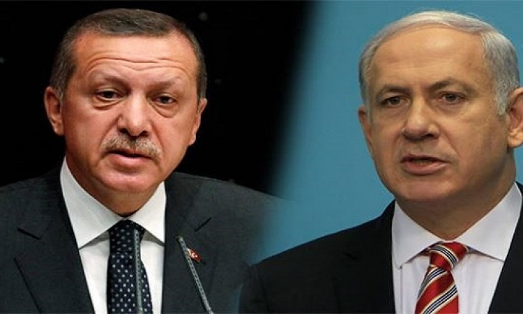 أردوغان لإسرائيل : خسرتي أفضل صديق لكي في الشرق الأوسط