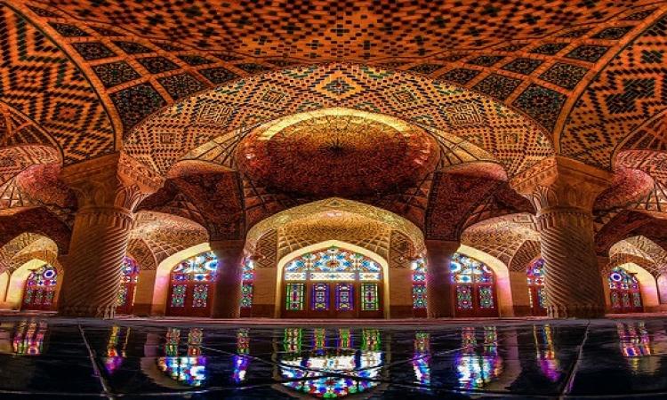 رحلة إلى التصميمات الاسلامية فى مساجد العالم