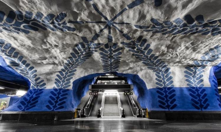 بالصور .. أجمل محطات القطارات فى العالم