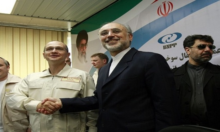 موسكو وطهران توقعان اتفاقية بناء محطتين جديدتين للطاقة النووية بإيران
