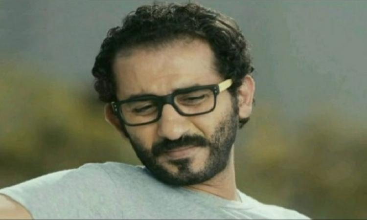 أحمد حلمى ينعى الملك عبدالله بطريقة خاصة