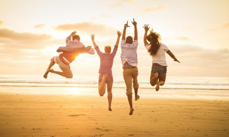 مؤشر السعادة حول العالم ..  مصر في المركز الـ91 والجزائر الأولى عربيًا
