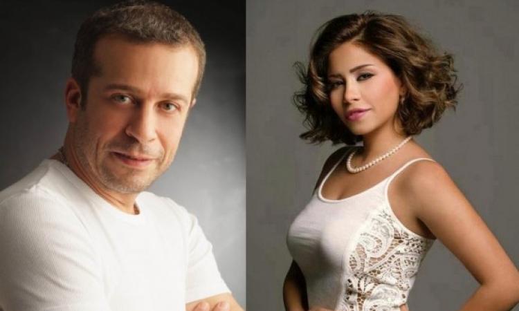 اعتذار رسمي ينهي الصراع بين شيرين وشريف منير